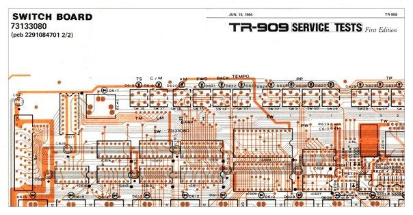 TR 909 comp